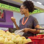 O uso de cartão de credito em supermercados e farmácias tem destaque no Brasil.